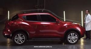 Реклама Nissan Juke