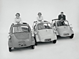 BMW Isetta Coupe 1955