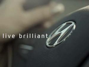 "Hyundai ""Live Brilliant"""