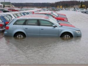 Затопленые автомобили